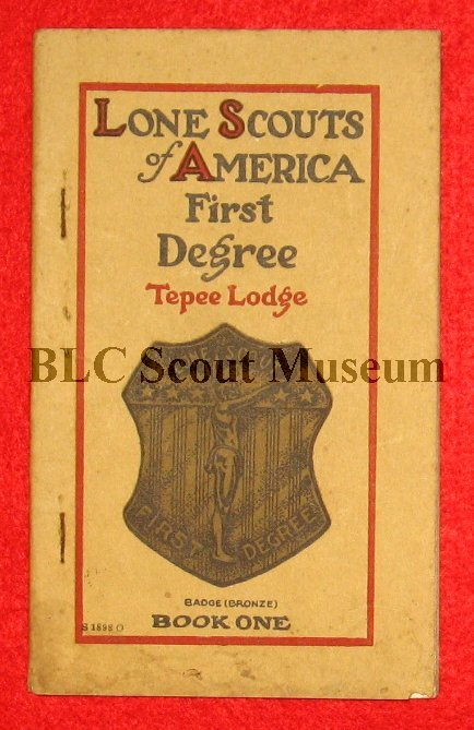 Lone Scouts of America