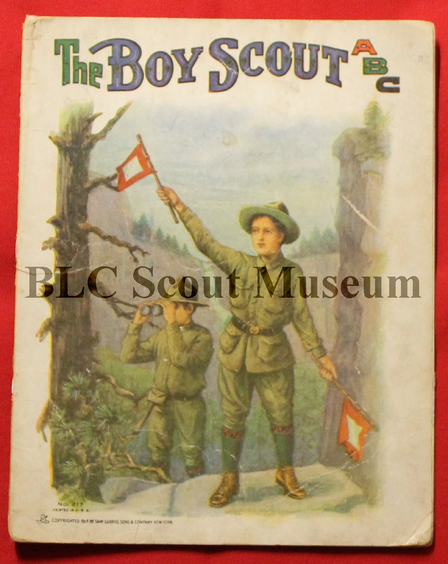 The Boy Scout ABC Book